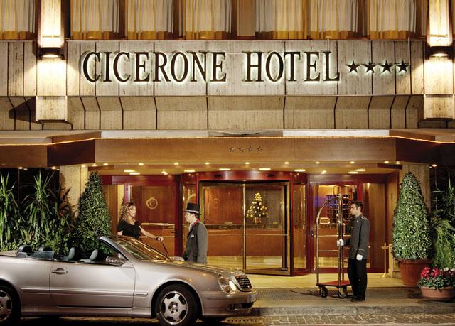 Rome Hotel - Cicerone