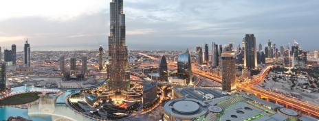 Dubai Sevens Holiday